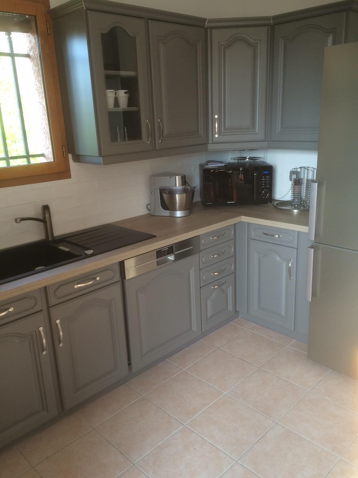 moderniser une cuisine photos de conception de maison. Black Bedroom Furniture Sets. Home Design Ideas