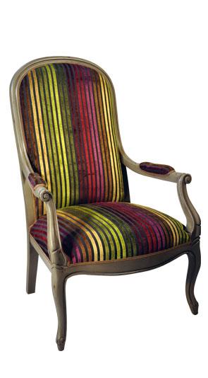 r alisations fauteuil voltaire ts aix en provence. Black Bedroom Furniture Sets. Home Design Ideas