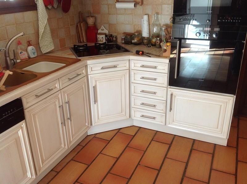 R alisations moderniser une cuisine en bois fonc aix en provence - Moderniser une cuisine ...