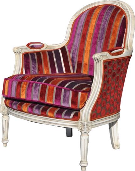 r alisations fauteuil diana ts aix en provence. Black Bedroom Furniture Sets. Home Design Ideas
